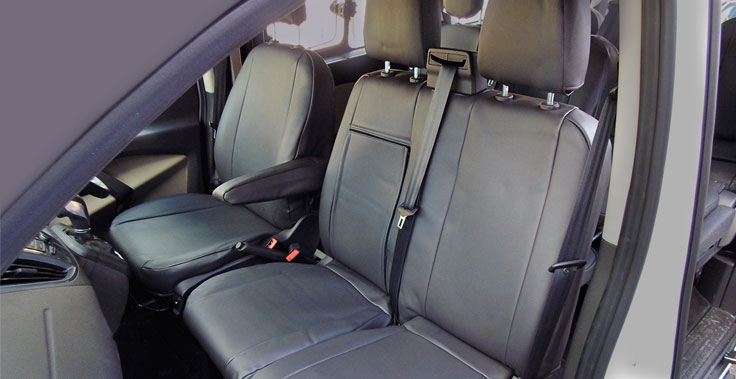 Custom Van Seat Covers