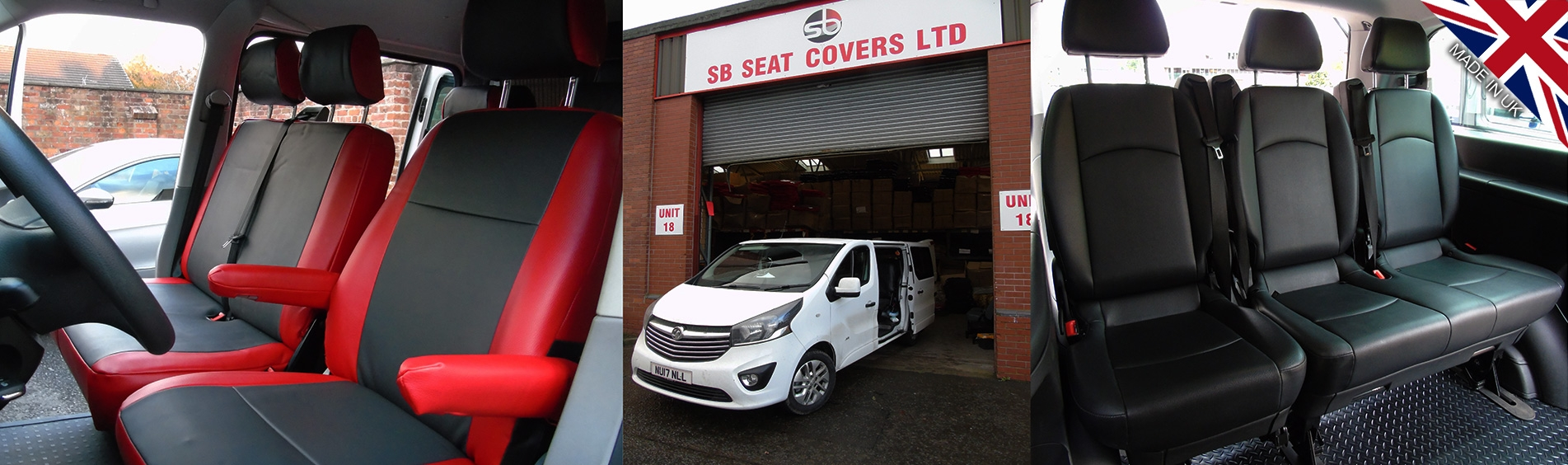Seat Covers Made in UK